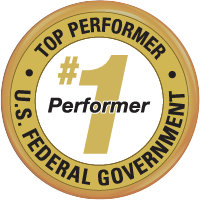 Top Performer U.S. Federal Government