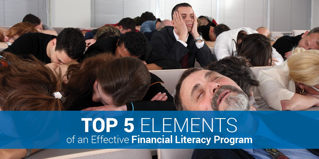 Financial literacy program for credit union members