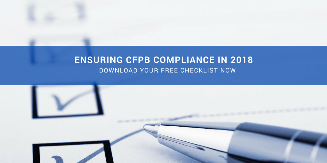 CFPB regulations compliance for credit unions